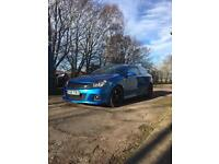 58 Arden blue Astra vxr low miles cobra