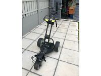 Motocaddy m1 golf trolley