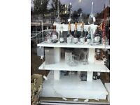 Retail shop units suitable for window displays or shop floors.