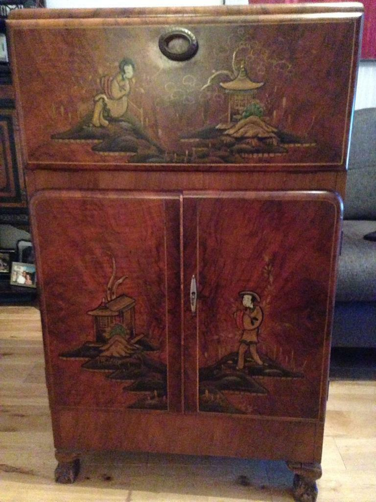 Chinese cocktail cabinet | in Reddish, Manchester | Gumtree