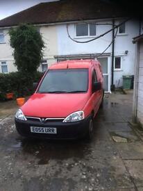 Vauxhall Combo Van 1.3