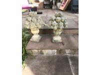 Stone Finials Garden Ornaments