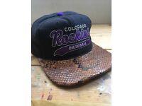 Vintage baseball cap - blitz