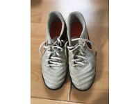 Nike Tiempo Astroturf trainers size 8