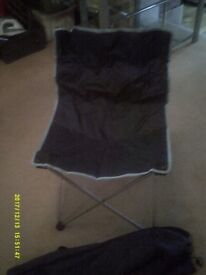 CAMPING CHAIR (NEW) - - FOLDABLE