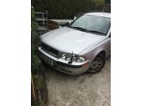 Silver 2004 volvo v40 estate for sale