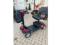 Pride Go Go Elite Sport electric wheelchair