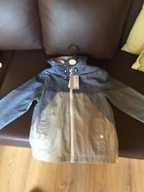 Kids m&s coat