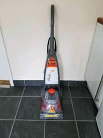 Vax rapide carpet washer