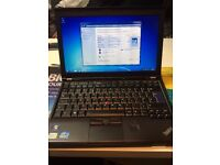 "LENOVO THINKPAD X220 CORE i5 @ 2.50GHZ (4GB,320GB) 12.5"" SCREEN WITH CAMERA"