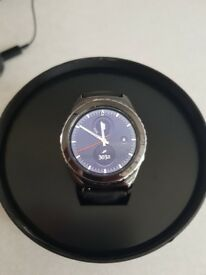 samsung gear s2 classic smart watch.