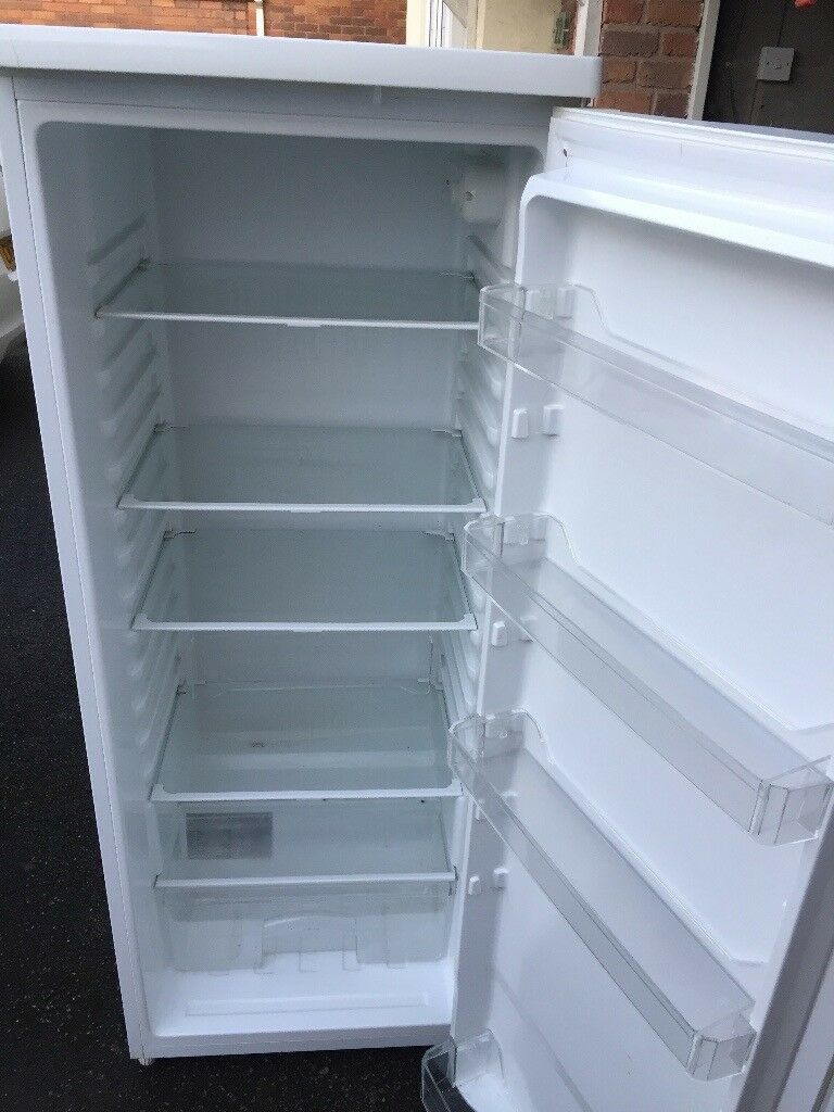 Refrigerator, 56 inches high