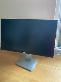 "Second-hand DELL UltraSharp U2414H 23.8"" Black Full HD"