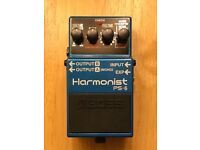 FOR SALE : Boss PS-6 Harmonist, pitchshifter guitar effects pedal