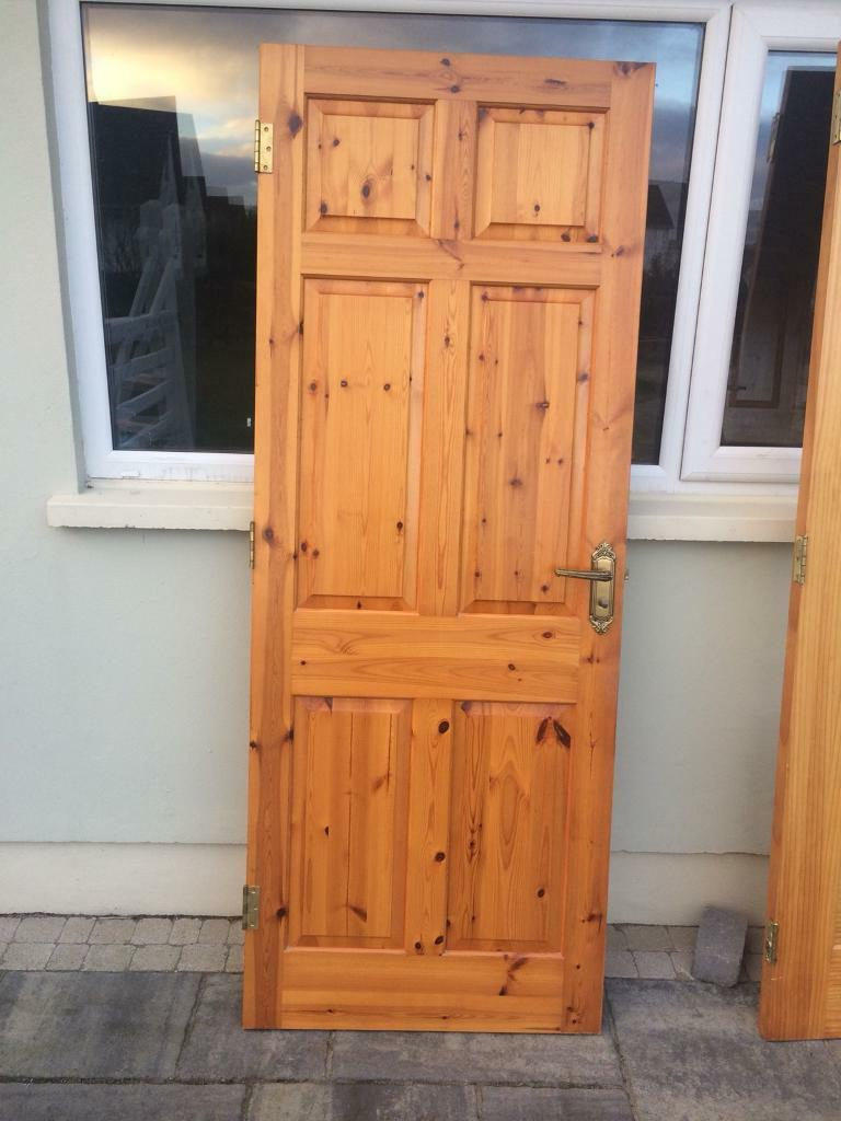 Pine Doors, ideal for painting