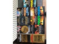 James Patterson books + Gadget Book
