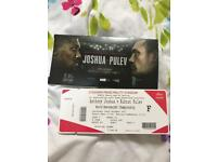 ANTHONY JOSHUA BOXING TICKETS TOP FLOOR SEATS