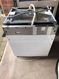 Integrated Dishwasher Nordmende