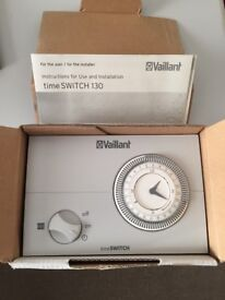 Vaillant Time Switch 130 - New in Box