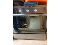 Intigrated single oven