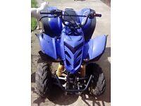 Kazuma 150 cc quad