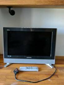 "Samsung 23"" lcd monitor/tv"