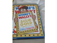 Where's Wally? The Solid Gold Collection (Martin Handford)