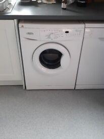 Whirlpool washing machine - broken
