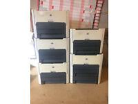 *JOB LOT* 5 x HP Laser Jet 1320 Mono Printers - Broken - For Parts or Repair