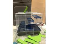Giant hamster / rodent cage