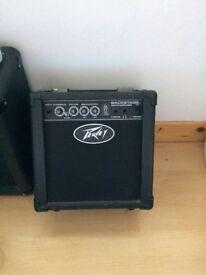 Guitar amplifier (beginner)