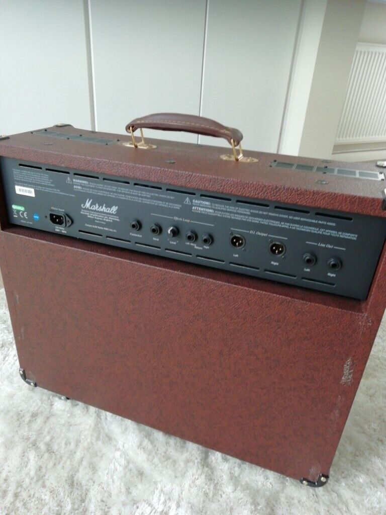 Marshall amplifier AS100D | in Henfield, West Sussex | Gumtree
