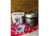 Crock pot rice cooker