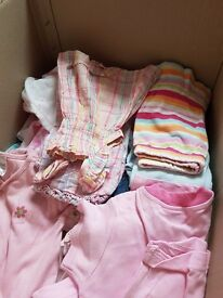 Baby girls clothes age 0-3