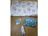 BRAND NEW Cath Kidson wallet/purse, pocket mirror and handcream