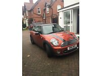 Mini Cooper D low mileage Chilli Pack and Media pack. Stunning car