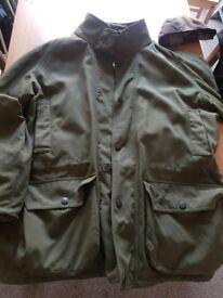 barbour breathable jacket mens