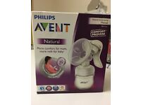Philips Avent Manual Breast pump for sale