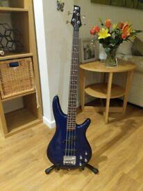 Ibanez SDGR Bass Guitar