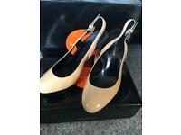 Karen Millen Nude UK Size 6 heels