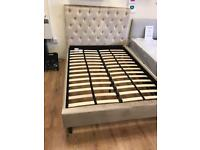 Double Bed Frame Only-NEW