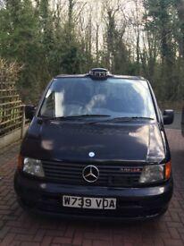 Mercedes Vito Taxi for sale