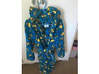 Minion dressing gown