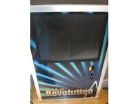 Touch Screen Digital juke box for Sale with JVC Mini cd player and Amp complete with speakers
