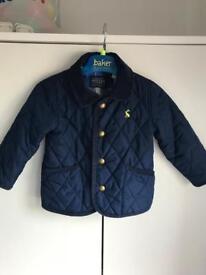 Baby boy Joules coat