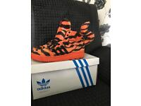Adidas tiger trainers