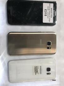 Brand new Samsung s7 edge 32gb unlocked