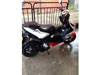 Yamaha Areox R 2013 50cc
