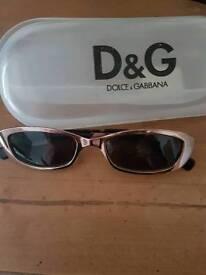 D&G original sunglasses ladies