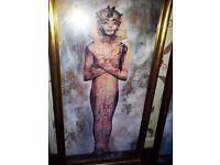 John Lewis Egyptian Picture